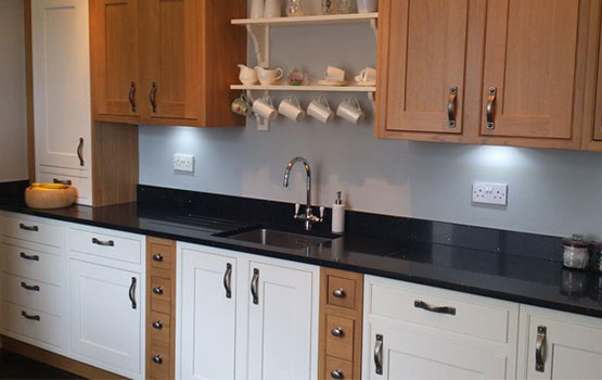 Customer Kitchen Mr Mrs Noble Bridgend
